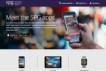 SPG | Mobile Apps